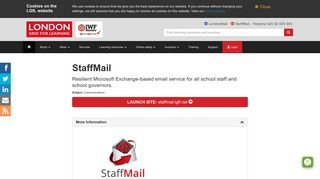 Staff Mail - London Grid for Learning