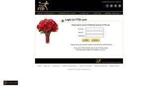 FTDi.COM | Sign-In