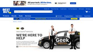 Online Remote Support - Geek Squad - Geek Squad Services
