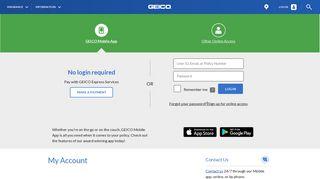 My Account | GEICO