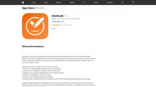 Genbook on the App Store - iTunes - Apple