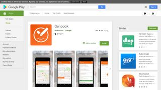 Genbook - Apps on Google Play