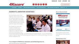 BioReference Laboratories and GenPath Diagnostic Laboratory ...