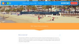 FAQs about Global Discovery Vacations