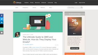The Ultimate Guide To GMX and Web.de - Litmus