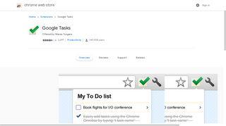 Google Tasks - Google Chrome