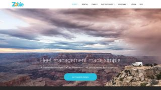 Zubie: GPS Fleet Tracking System for Business