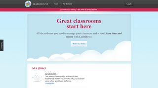 LearnBoost: Free Gradebook for Teachers