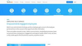Employee Self Service Portal  ESS   greytHR