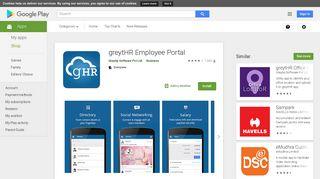 greytHR Employee Portal - Apps on Google Play