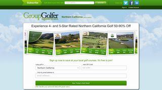 GroupGolfer.com: Discount Golf Course Coupons Daily   Golf Courses ...