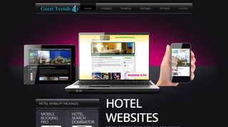 Guest Trends - Hotel Website and SEO Strategy Refined