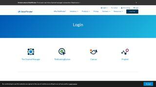 SiteMinder login - access the SiteMinder guest acquisition platform