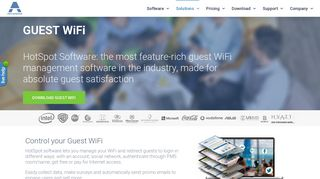Guest WiFi | WiFi Hotspot solution for absolute guest satisfaction