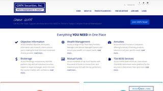 GWN Securities: Home