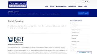 Banking - GWN Securities