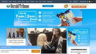 Sarasota Herald-Tribune: Local News, Politics, Entertainment & Sports ...