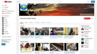 Sarasota Herald-Tribune - YouTube