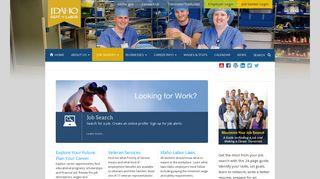 Job Seekers - Idaho Department of Labor