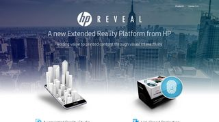 HP Reveal - HP Reveal