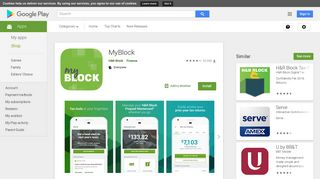 MyBlock - Apps on Google Play