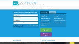 FAQs - HSCRecruit.com HSCNI