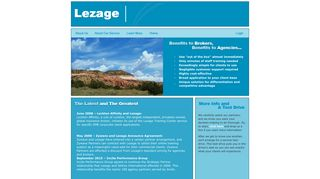 Lezage | Welcome