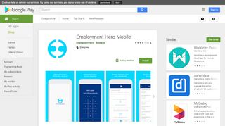 Employment Hero Mobile - Apps on Google Play