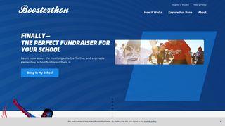 Boosterthon Elementary School Fun Run Fundraisers