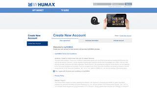 https://www.myhumax.net/Account