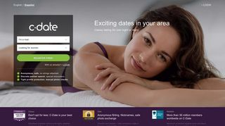 More than a date – C-Date. Dating in USA