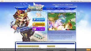 Angels Online Community Site, Free online game