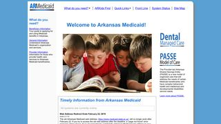 Arkansas Medicaid
