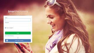 SmartRecruiters | Sign-in