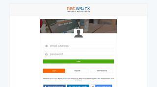 Login / Register - networx Recruitment