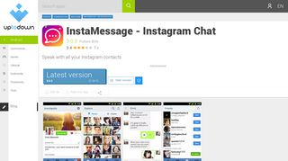 InstaMessage - Instagram Chat 3.0.3 for Android - Download
