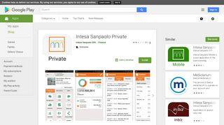 Intesa Sanpaolo Private - Apps on Google Play