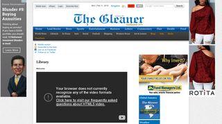 Library - | Jamaica Gleaner