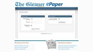 Please login - Jamaica Gleaner ePaper