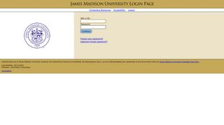 James Madison University e-ID and Access Management