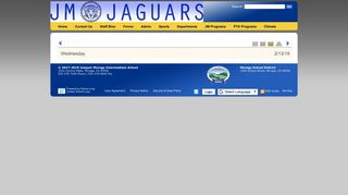 Joaquin Moraga Intermediate School: Homepage