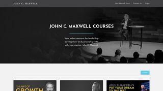 John C. Maxwell Online Academy