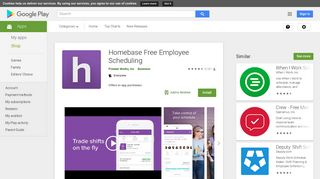 Homebase Free Employee Scheduling - Apps on Google Play
