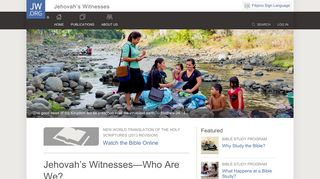 Jehovah's Witnesses—Official Website: jw.org | Filipino Sign Language
