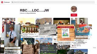 RBC.....LDC.....JW - Pinterest