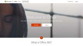 Office Online - Office 365 Login | Microsoft Office