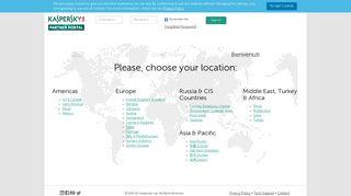 Kaspersky Partner Portal