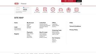Kia Motors Finance -- Bill Pay