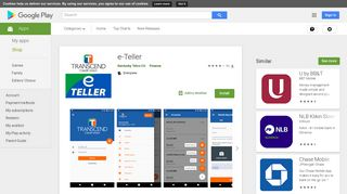 e-Teller - Apps on Google Play