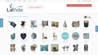 Lavida Trading: Wholesale Giftware & Homewares Australia